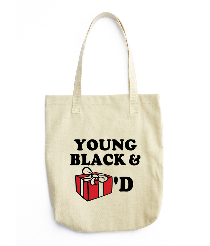 Young, Black & Gifted Bag