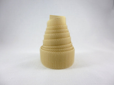Hook Tape Beige 25mm