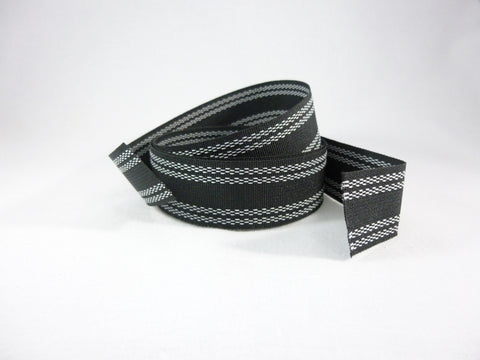 Petersham Tape 38mm Black