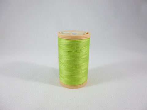 Coats Cotton 200m Spool - 02726 Lime Green