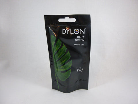 Dylon Hand Fabric Dye Dark Green