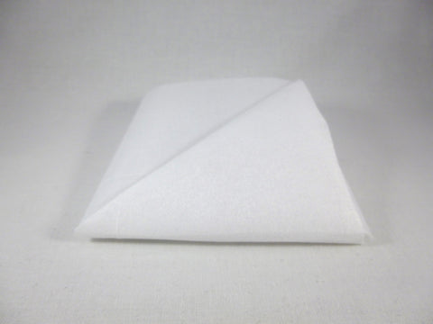 Firm Interfacing White