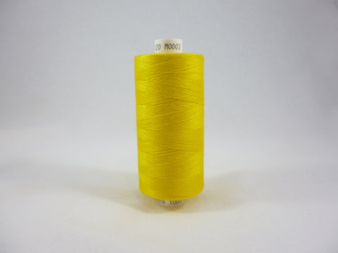 Moon Thread 1000 yards M0003 Cold Yellow