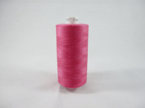 Moon Thread 1000 yards M0057 Fuscia Pink