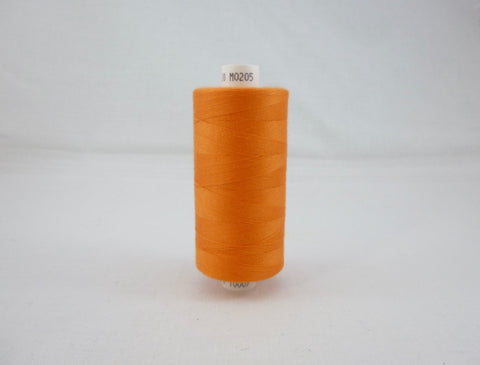 Moon Thread 1000 yards M0205 Sunset Orange