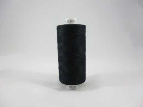 Moon Thread 1000 yards Black