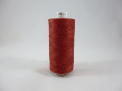 Moon Thread 1000 yards M0017 Dark Red