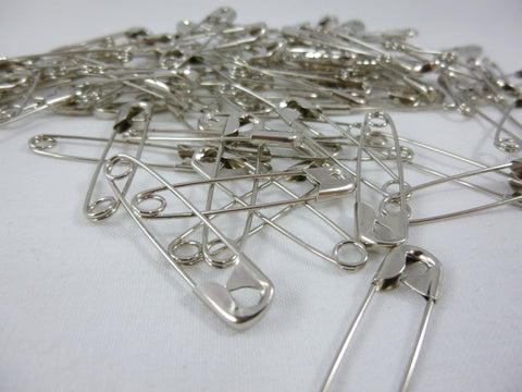 Countess Safety Pins 38mm