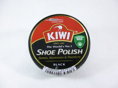 Kiwi Shoe Polish - Black