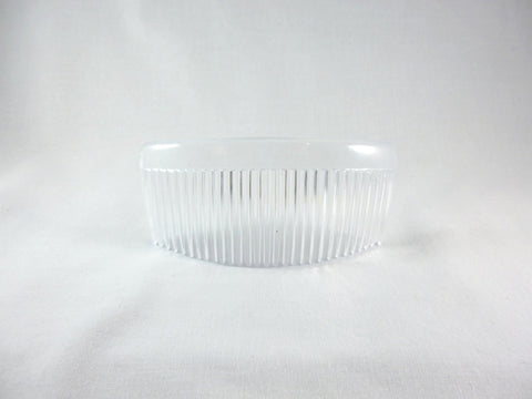 Large Clear Combs