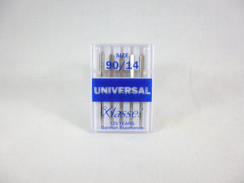 Sewing Machine Needles Universal 90/14