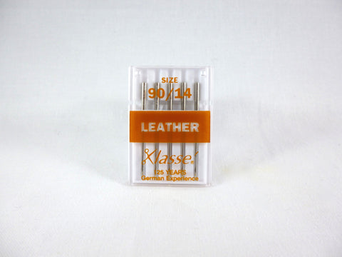 Sewing Machine Needles Leather Size 90