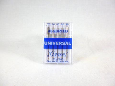 Sewing Machine Needles Universal Assorted Sizes