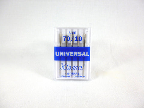 Sewing Machine Needles Universal 70/10