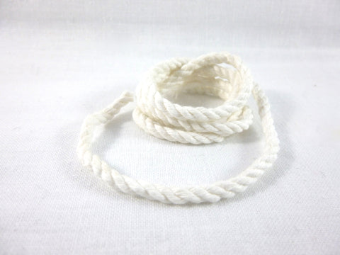 100% Cotton Piping Cord Size 4