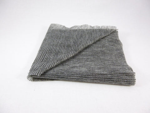 Stitch Reinforced Interfacing Charcoal Grey