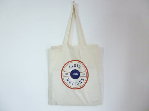 Cloth and Notions Tote Small
