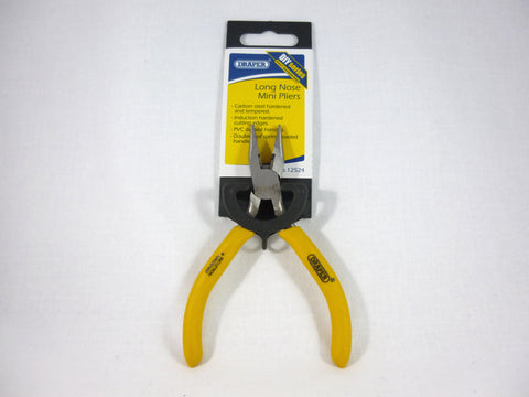 Straight Long Nose mini pliers