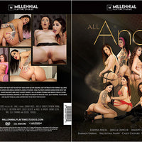 All Anal 1 Millennial Playtime Sealed DVD