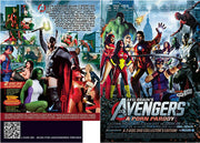 Avengers XXX 1: A Porn Parody (2 Disc Set) - Vivid Parody & Celebrity Sealed DVD