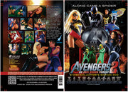 Avengers XXX 2 (2 Disc Set) Vivid - Parody Sealed DVD