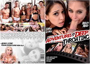 Adventures In Deep Throating Anatomik - New (riley reid) Sealed DVD