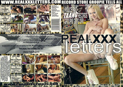 Real XXX Letters #10 - Wildlife Adult XXX DVD