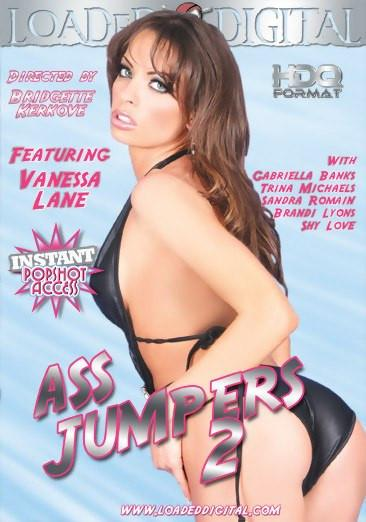 Ass Jumpers #2 - Loaded Digital Sealed DVD