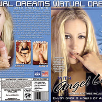 Virtual Dreams with Angel Long - Interactive 2 Sealed DVD Set