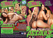 Anal Cream PIe Assault #1 Toxxxic Sealed DVD