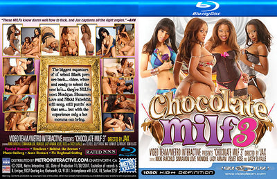 BLU RAY Chocolate Milf #3 Video Team Sealed BLU RAY