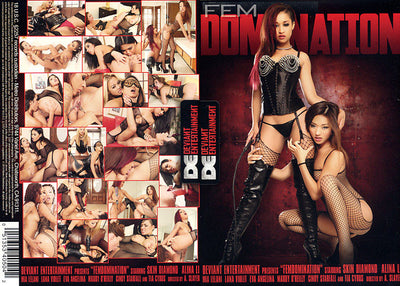 Fem Domination Deviant - Fetish Sealed DVD