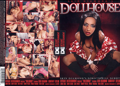 Skin Diamond's Dollhouse Deviant - Fetish Sealed DVD