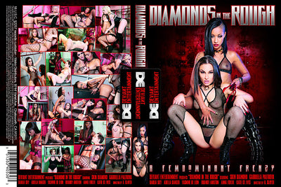 Diamonds In The Rough Deviant - Fetish Sealed DVD