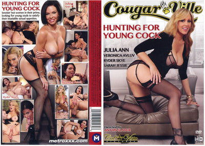 Hunting for Young Cock - Cal Vista Sealed 2016 DVD