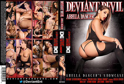 Deviant Devil: Abella Danger Deviant - Fetish Sealed DVD