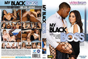 My Black Boss (interracial) -  Video Team Sealed DVD