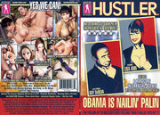 Obama Is Nailin' Palin Hustler - Parody Sealed DVD