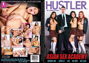*Asian Sex Academy Hustler - 2018 Sealed DVD