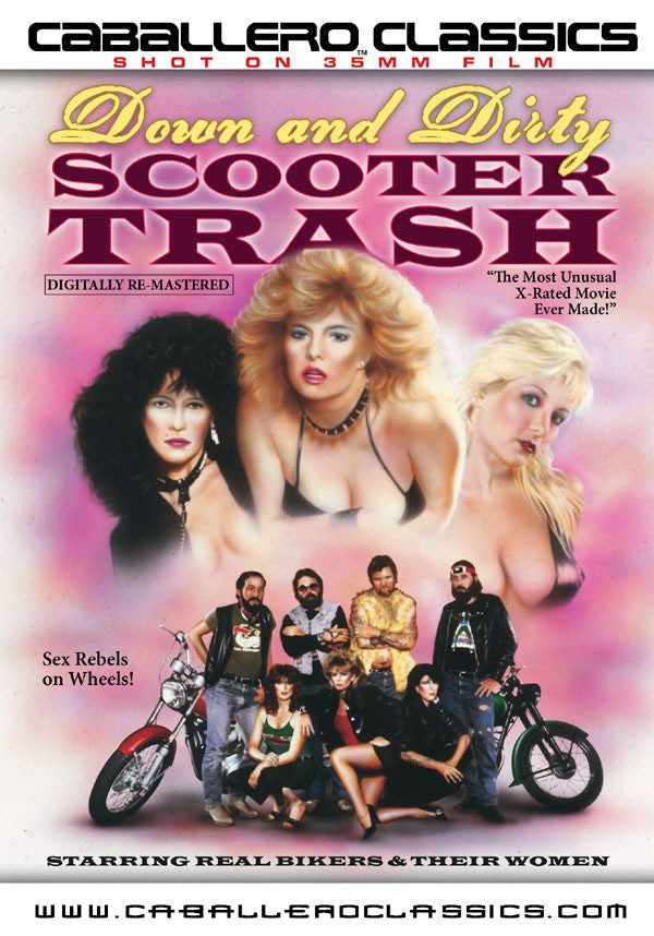 Down & Dirty Scooter Trash - Classic DVD