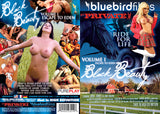 Black Beauty #1 - Bluebird Films Adult Sealed DVD