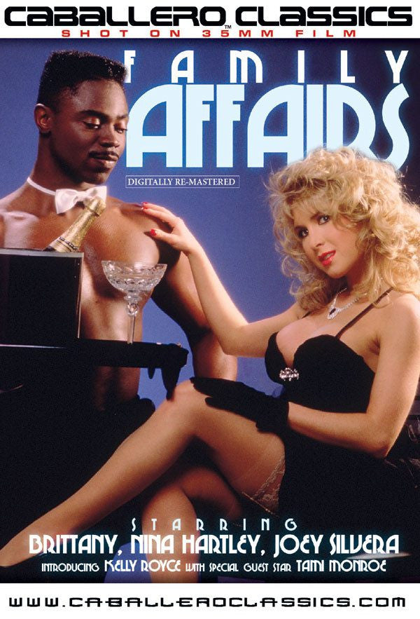 Family Affairs - Nina Hartley - Classic DVD