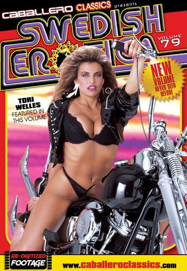 Best of Tori Welles SE #79 DVD