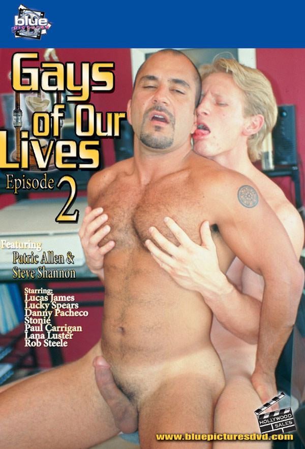 Gays of Our Lives #2 - Blue Productions Gay DVD