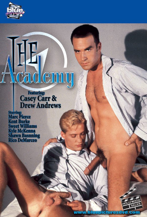 The Academy - Blue Productions Gay DVD