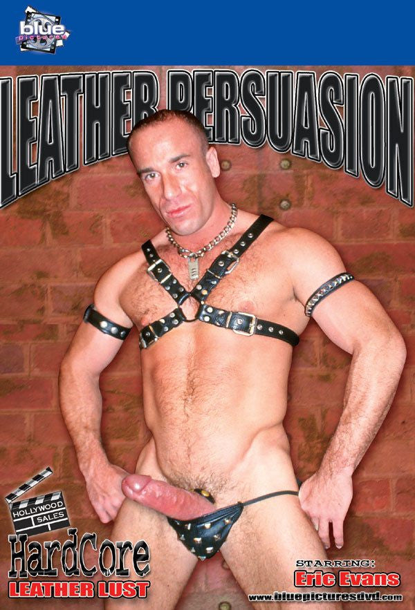 Leather Persuasion - Blue Productions Gay DVD