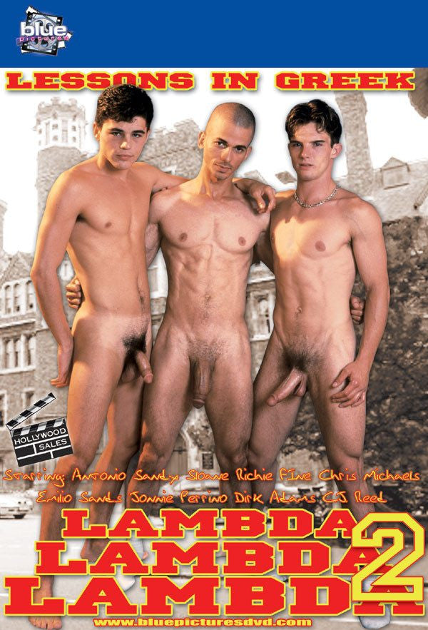 Lambda Lambda Lambda #2 - Blue Productions Gay DVD