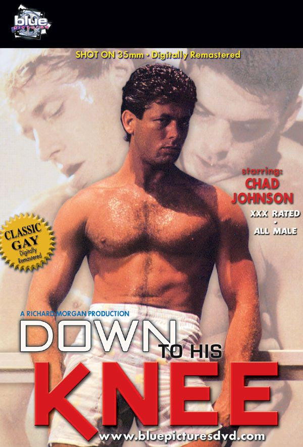 Down to His Knee - Blue Productions Gay DVD