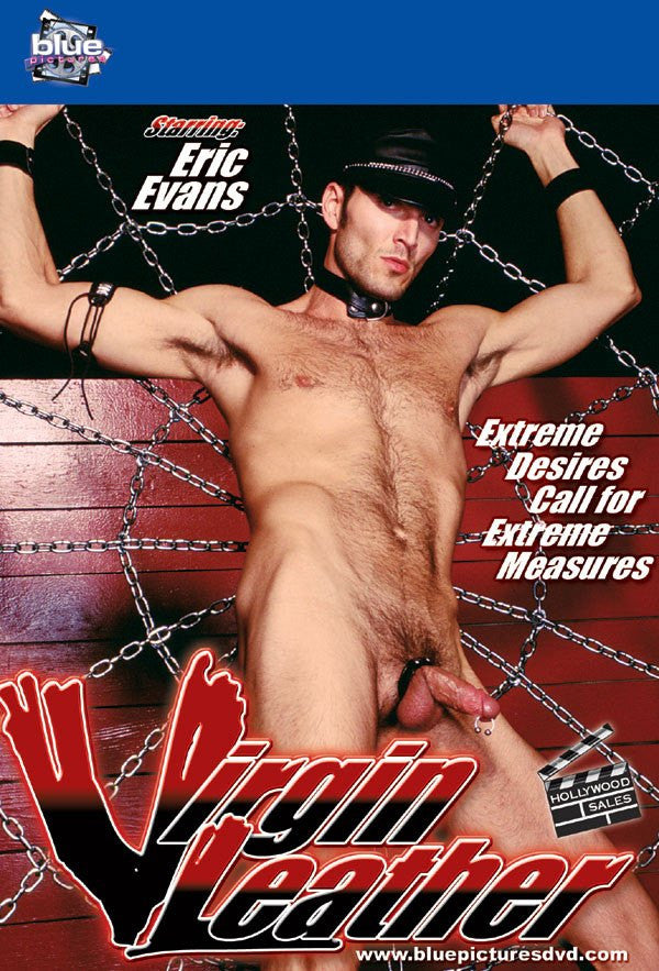 Virgin Leather - Blue Productions Gay DVD