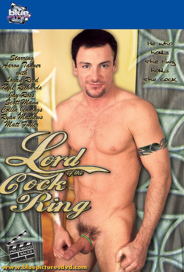 Lord of the Cock Ring - Blue Productions Gay DVD